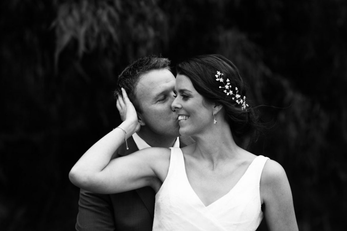 All Smiles Mornington Peninsula Sorrento Beach wedding – James Harvie Photography