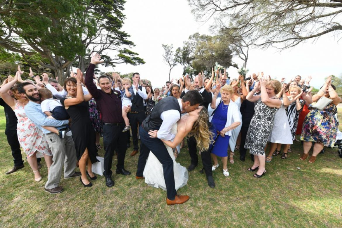 Portsea Hotel wedding Photography – James Harvie Photography