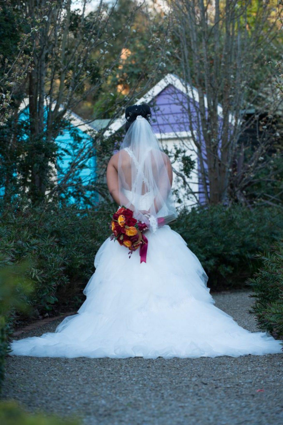 White Chapel Wedding by Mornington Peninsula wedding Photographer James Harvie Photography