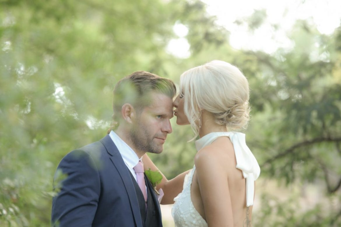 Collingwood Children's Farm Wedding