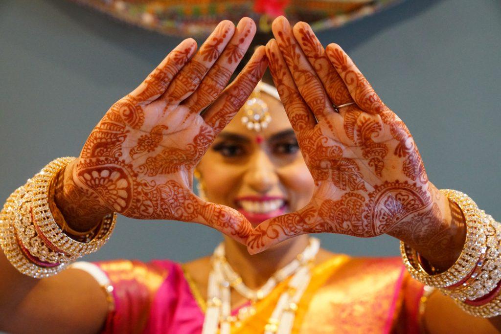 Sri Lankan Melbourne Summer Wedding
