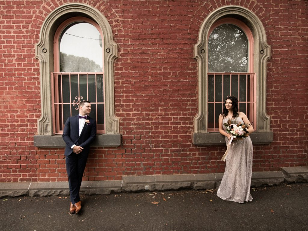 Bells Hotel Wedding Photography South Melbourne by James Harvie Photography